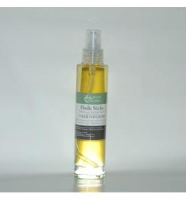 Huile sèche pour le corp senteur fleur d'olivier 100ml